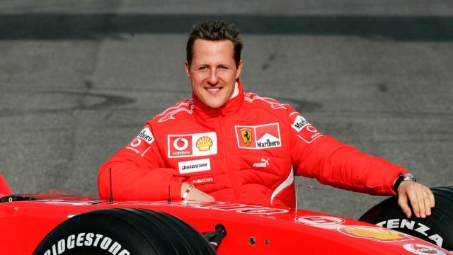 Семья Михаэля Шумахера, Michael Schumacher's family, Сім'я Міхаеля Шумахера