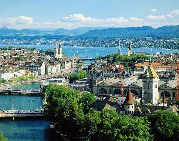 Топ-10 самых развитых городов мира 2016 года, -10 найбільш розвинених міст світу 2016 року, top-10 of the most developed cities in the world (2016)