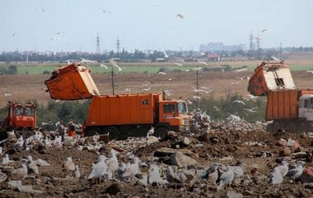львовский мусор, garbage from Lvov, львівське сміття