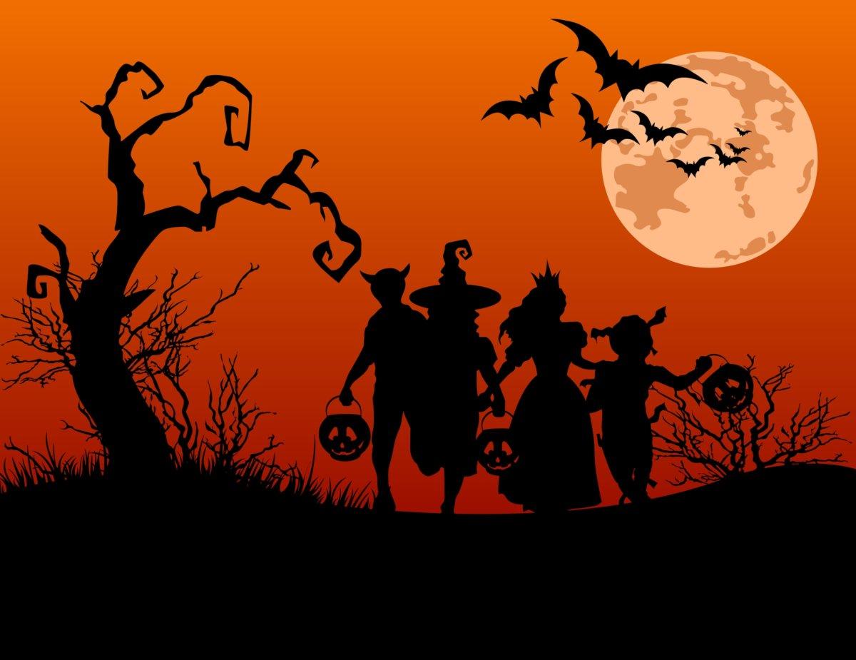 Хэллоуин, Halloween, Хеллоуін