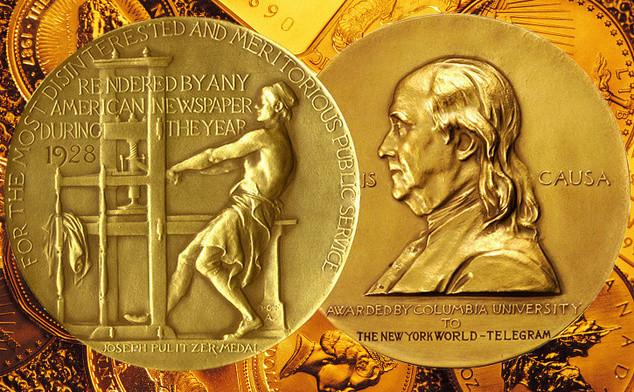 Пулитцеровской премии, Pulitzer Prize, Пулітцерівської премії