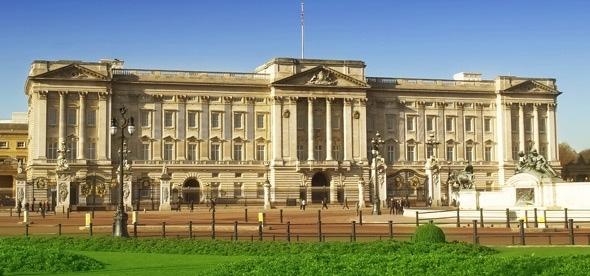 Букингемский дворец, Buckingham Palace, Букінгемський палац