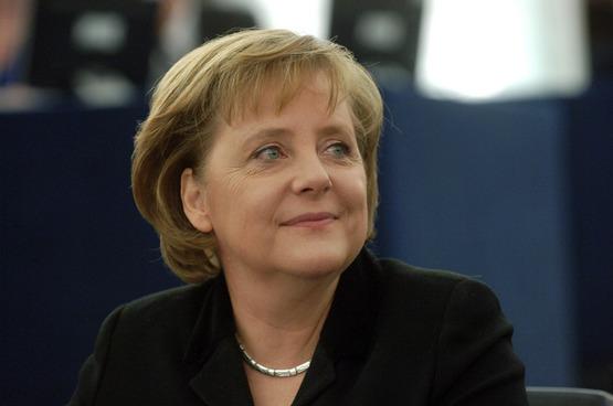 Ангела Меркель, Angela Merkel, Канцлер Німеччини