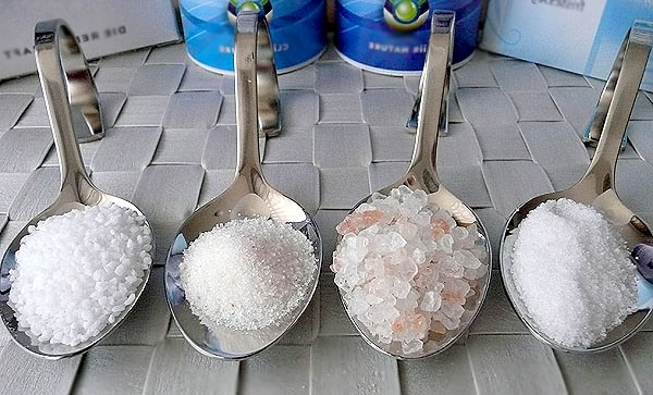 Морская или поваренная соль, Sea or table salt, Морська або кухонна сіль