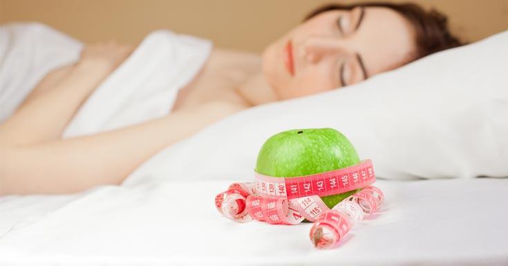Сон и вес, Sleep and weight, Сон і вага