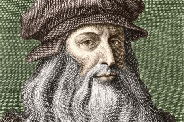Леонардо да Винчи, Leonardo da Vinci, Леонардо да Вінчі