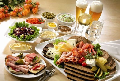 Коронное блюдо, Signature dish, Коронна страва