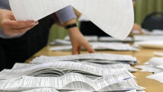 Пересчет голосов, Recount of votes, перерахунок голосів