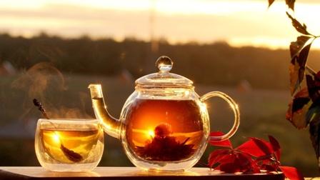 чаепитие, tea-drinking, чаювання