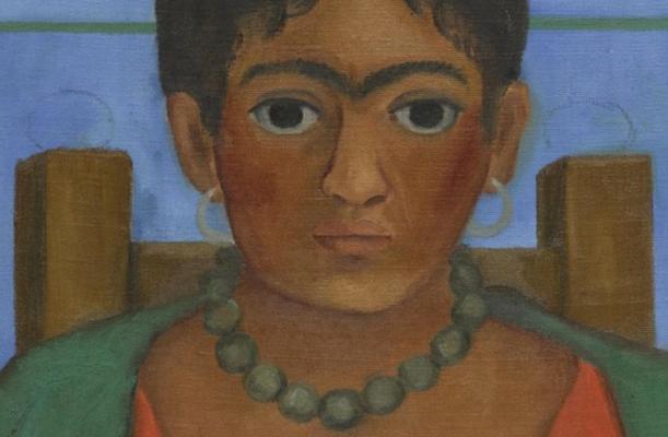 Девочка с ожерельем, Sotheby's, Дівчинка з намистом