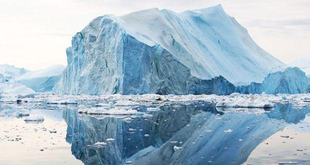 айсберг, iceberg, в Антарктиді