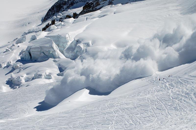 avalanche, лавины, лавини