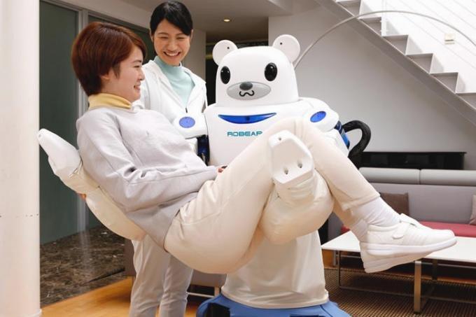 Роботы-гуманоиды, Humanoid robots, Роботи-гуманоїди