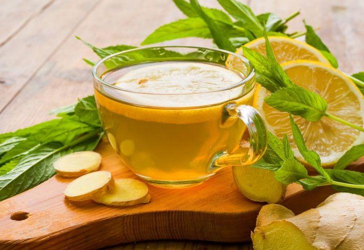Зелены чай для желудка