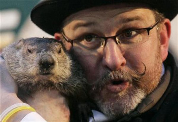 День сурка, Groundhog Day, День бабака