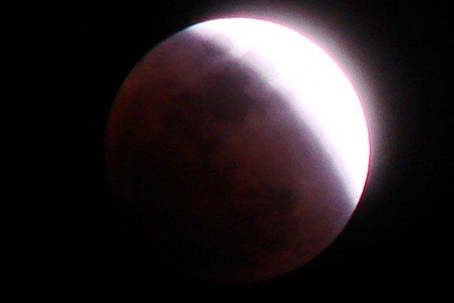 Лунное затмение, Moon eclipse, Місячне затемнення