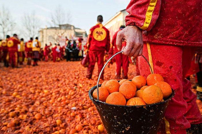 Апельсиновое сражение, Orange battle, Апельсинова битва