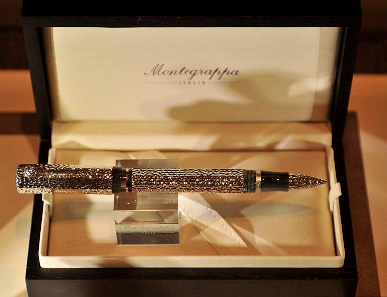 Ручка, Pen, Montegrappa