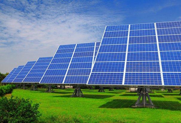 Солнечная электростанция, Solar power plant, Сонячна електростанція