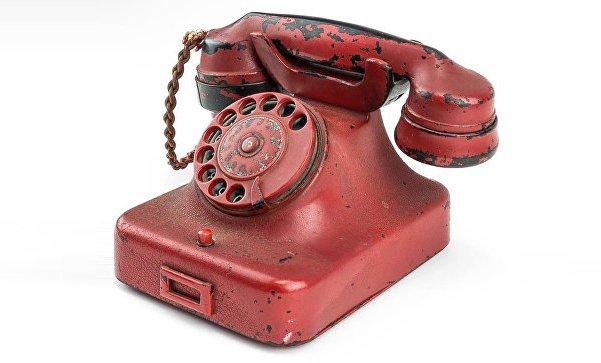 Телефон Адольфа Гитлера, Adolf Hitler's telephone, Телефон Адольфа Гітлера