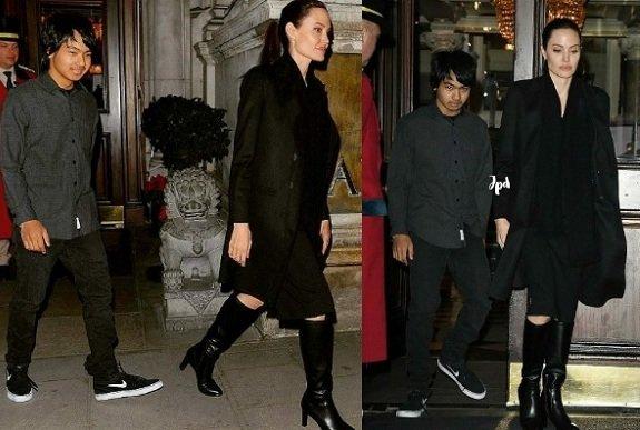 Анджелина Джоли, Angelina Jolie, Анджеліна Джолі