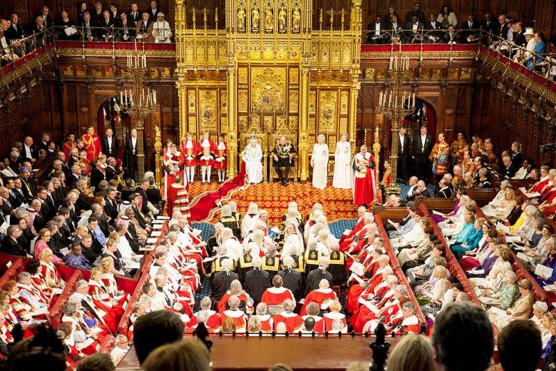 Палата лордов, House of Lords, Палата лордів