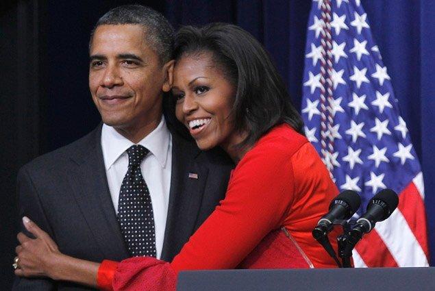 Барак и Мишель Обама, Barack and Michelle Obama, Барак і Мішель Обама