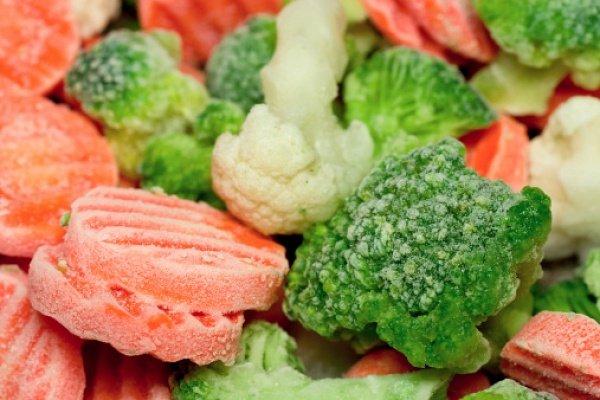 Замороженные овощи, Frozen vegetables, Заморожені овочі