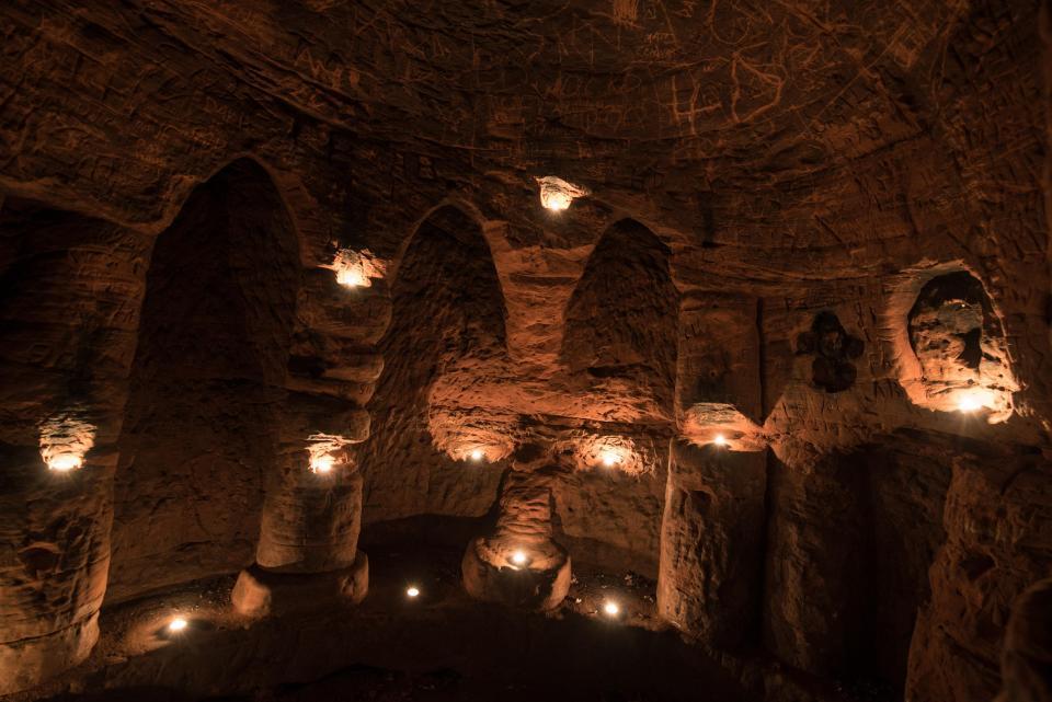 Храм тамплиеров, Templar temple, Храм тамплієрів
