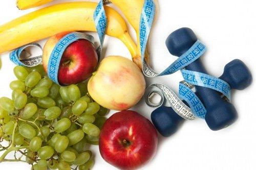 Еда после тренировки. Eating after physical training, Їжа після тренування