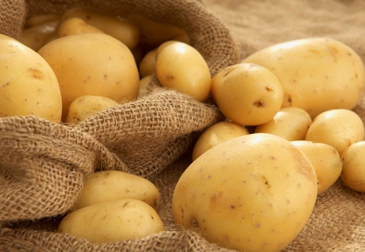 Диетическая картошка, Dietary potatoes, Дієтична картопля