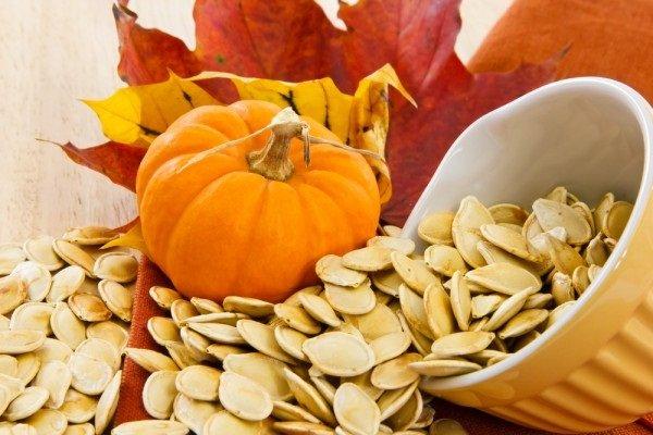 Тыквенные семечки, Pumpkin seeds, Гарбузове насіння