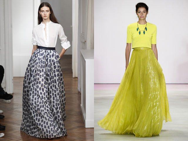 Весенние юбки, Spring skirts, Весняні спідниці