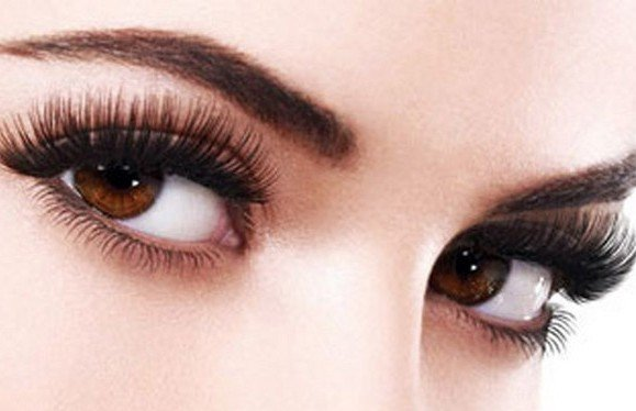 Wimpern , Увеличение объема ресниц, Increasing the volume of eyelashes, Збільшення об'єму вій
