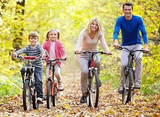 Familie, привычки здоровой семьи, habits of a healthy family, звички здорової сім'ї