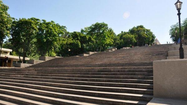 Potemkinschen Treppe