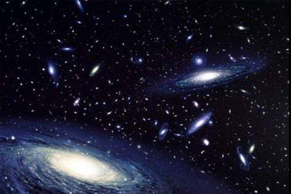 как появляется Вселенная