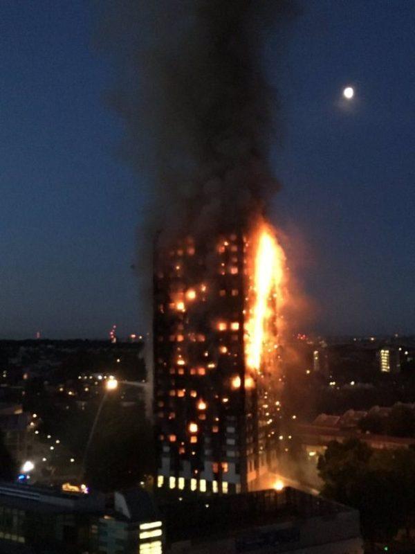 Das Feuer von London