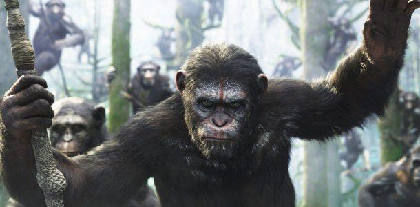 War of the Planet der Affen