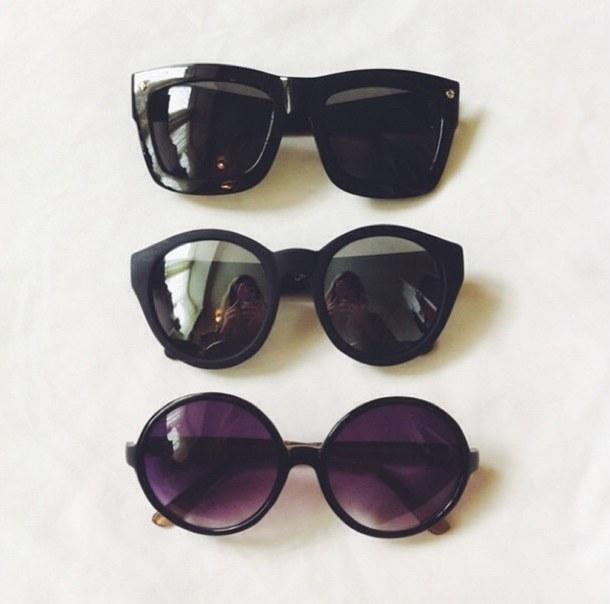 Verschiedene Sonnenbrillen und wie das Recht zu wählen.