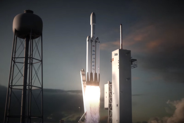 the company Space X