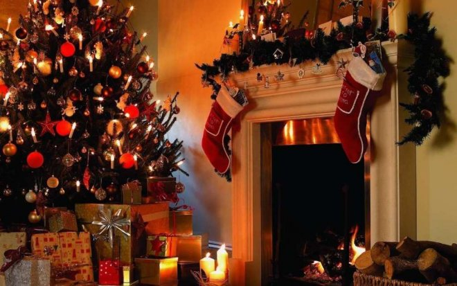 Christmas in Ukraine on 25th of December