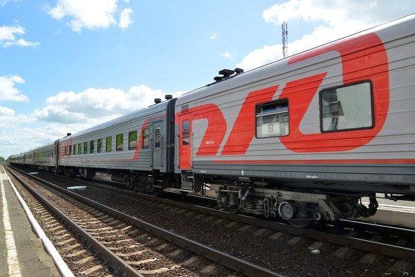 Российские поезда