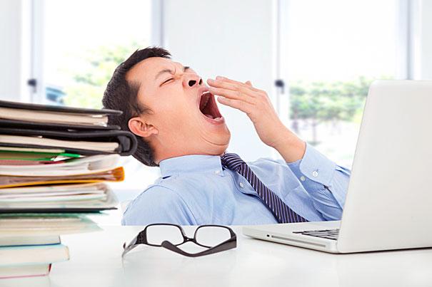 get rid of sleepiness
