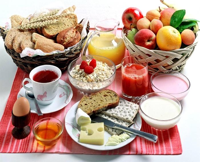 Завтрак, сніданок