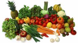 vitamins, fruits
