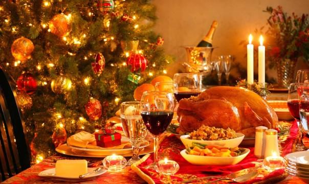 Новогодние блюда, New Year's dishes, новорічні страви