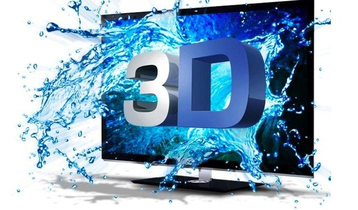 3D телевизоры, 3D TV sets, 3D телевізори