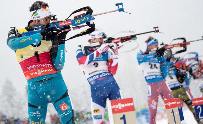 Международный союз биатлонистов, International Biathlon Union, Міжнародний союз біатлоністів