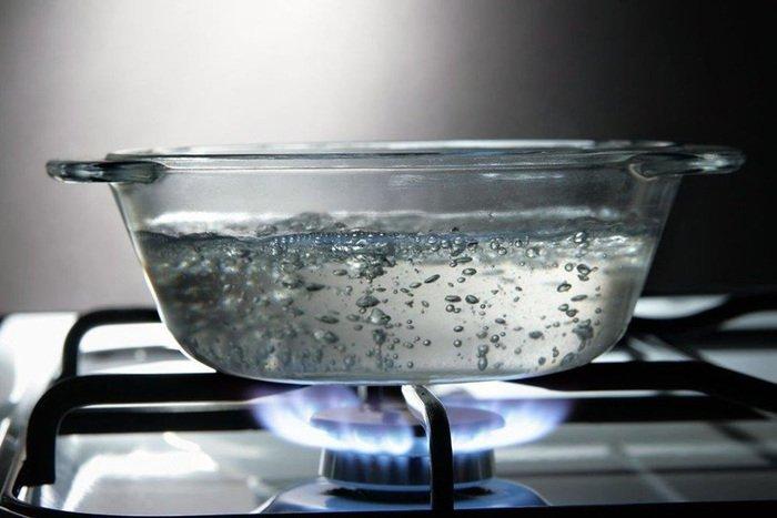Повторное кипячение воды, Repeated water boiling, Повторне кип'ятіння води